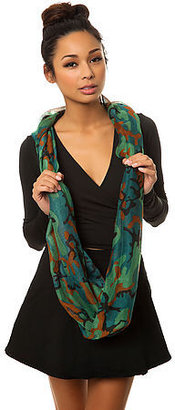 Camo *MKL Accessories The Abstract Scarf in Green