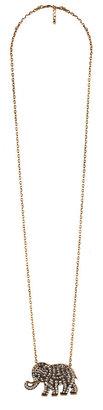 Forever 21 Elephant Pendant Necklace