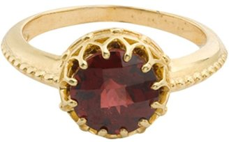 N. London Road 9ct Gold Coronet Ring,