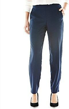 JCPenney Joe FreshTM Relaxed-Fit Pull-On Pants