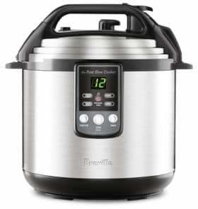 Breville The Fast-Slow Cooker BPR650BSS