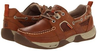 Sperry Sea Kite Sport Moc (Sudan Tan) Men's Lace up casual Shoes
