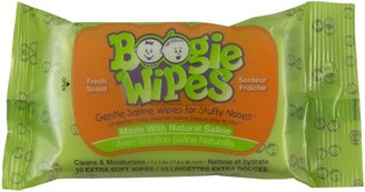 Boogie Wipes - Fresh Scent - 10 ct