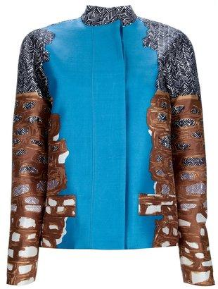 Balenciaga Printed jacket