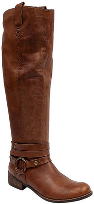 Steve Madden STEVEN BY Sting Rey Tall Leather Boots
