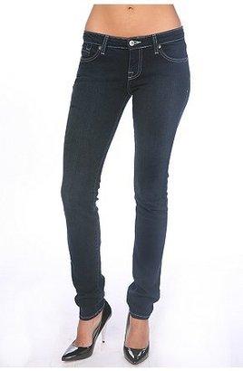 BDG 5 Pocket Skinny Jean Navy Overdye