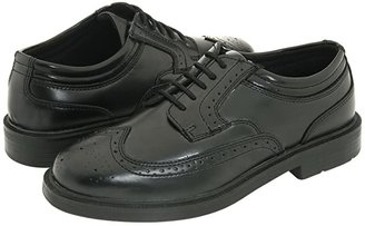 Deer Stags Tribune Comfort Oxford (Black) Men's Lace Up Wing Tip Shoes
