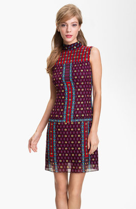 Nanette Lepore 'The Oracle' Silk Shift Dress