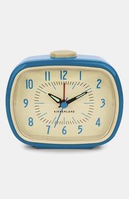 Kikkerland Design Retro Alarm Clock