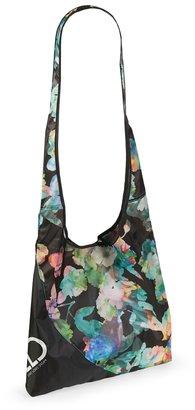 Aeropostale Floral Print Pouch Hobo Bag