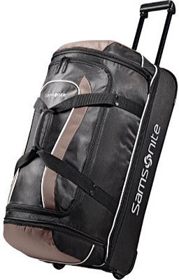 Samsonite Andante Drop Bottom Wheeled Duffel 28 $69.99 thestylecure.com