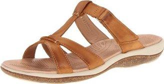 ACORN Women's C2G Lite T-Strap Sandal $85 thestylecure.com