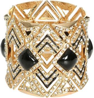 Arden B Aztec Stone Stretch Bracelet