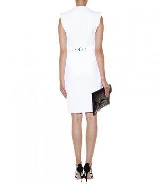 Altuzarra BROOME STRETCH SATIN-JERSEY DRESS