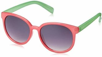 MLC Eyewear Women's Candy Color Round Sunglasses Round Sunglasses