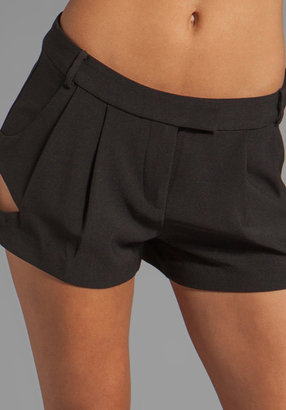 Funktional Reflection Cut Out Trouser Shorts