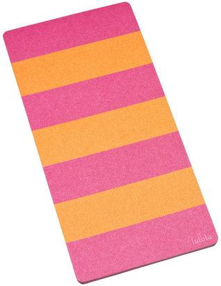 Container Store Lulalu® Paper Pad Orange/Pink Gelato