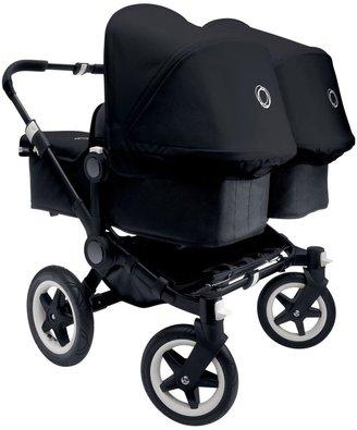 Bugaboo Donkey Complete Duo Stroller - Black - Black/Black