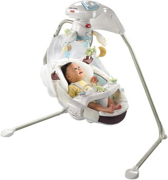 Fisher-Price Cradle 'n Swing