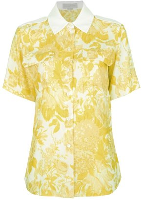 Stella McCartney floral blouse