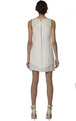 Alice + Olivia Jame Beaded Dress