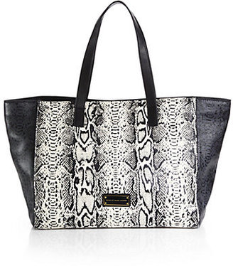 Marc by Marc Jacobs Here's The T Snake Colorblock Tote