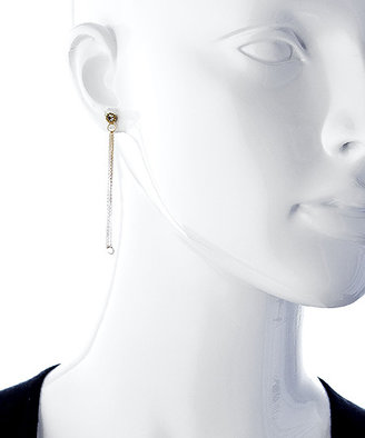 Bombom Jewelry Gold And Topaz Pop Hooked On You Two Way Earrings