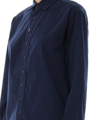 1.61 Oversized cotton shirt