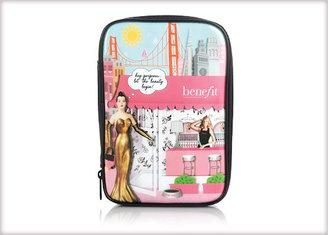 Benefit Beauty Heaven Makeup Bag Purse-Size Makeup Essentials Bag