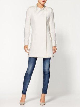 Juicy Couture C.Luce Zip Coat