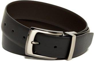 English Laundry Reversible Leather Dress Belt