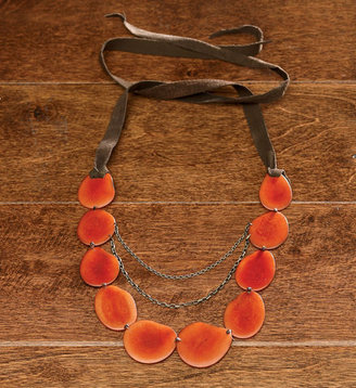 Gaiam Tagua Necklace