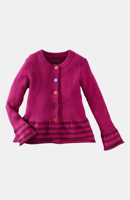 Tea Collection 'Bongani' Stripe Sweater (Little Girls & Big Girls)