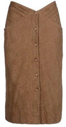 Ken Scott 3/4 length skirt