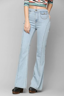 BDG Bell Flare High-Rise Jean - Jeanie