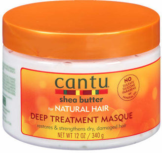Cantu Shea Butter Deep Treatment Masque for Hair 42 $7.99 thestylecure.com