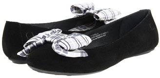 Børn Marti (Black Suede) - Footwear