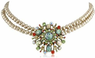 Ben-Amun Jewelry Venetian Glass Necklace