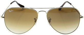 Ray-Ban RB3025 Original Aviator 62mm Metal Frame Fashion Sunglasses