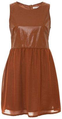 A/Wear Glamorous Burgundy Dress