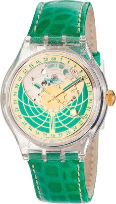 American Apparel Vintage Swatch Automatic Ramarro Watch