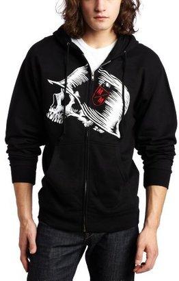 Metal Mulisha Men's Timber Zip Fleece Hoodie