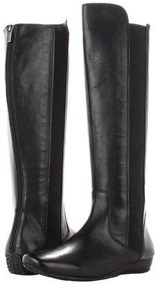 Kenneth Cole Reaction Miso Pretty (Black Leather) - Footwear