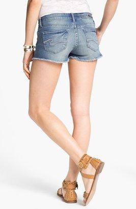 STS Blue Cutoff Denim Shorts (Agate Medium) (Juniors)