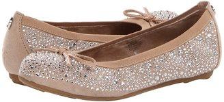Stuart Weitzman Fannie Crystal (Cream) Girls Shoes