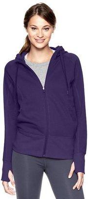 Gap GapFit Elements fitted hoodie