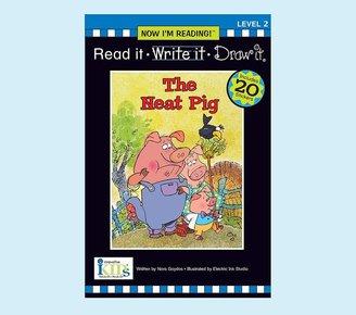 Pottery Barn Kids Read it Write it, Draw it - Level 2