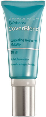 CoverBlend by Exuviance Concealing Treatment Makeup SPF 30, Bisque 1 oz (30 ml)