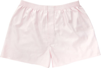 Abson Herringbone Boxer Shorts $29 thestylecure.com