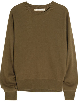 Michael Kors Draped cashmere sweater
